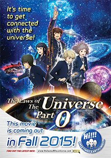 BOOKLET: The Laws of the Universe –Part 0 is released!
