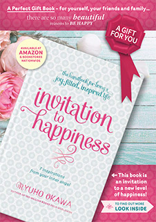 BOOKLET: Invitation to Happiness is released!