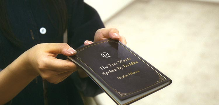 The True Words Spoken By Buddha Prayer Book for Members and Devotees