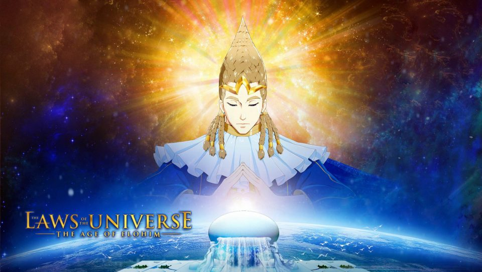 """[Now Playing] """"The Laws of the Universe-The Age of Elohim"""" in USA, Canada & U.K!"""